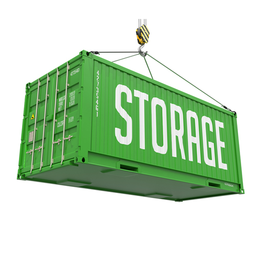 Long term container storage